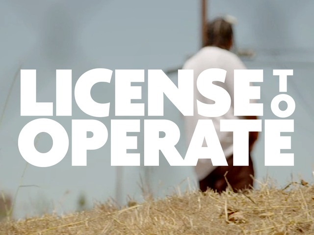 License to Operate by LTO, LLC — Kickstarter