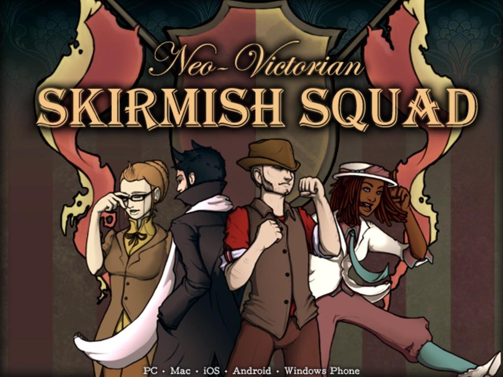 Neo-Victorian Skirmish Squad's video poster
