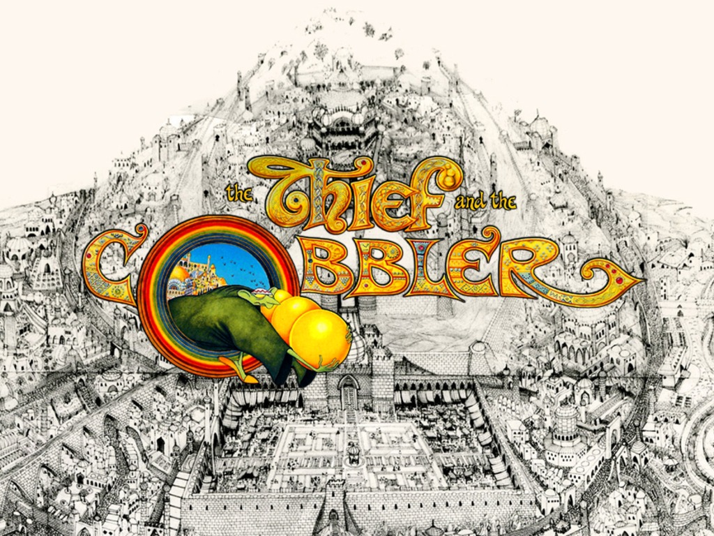 "Documentary on Lost Animated Masterpiece ""The Thief and the Cobbler""'s video poster"