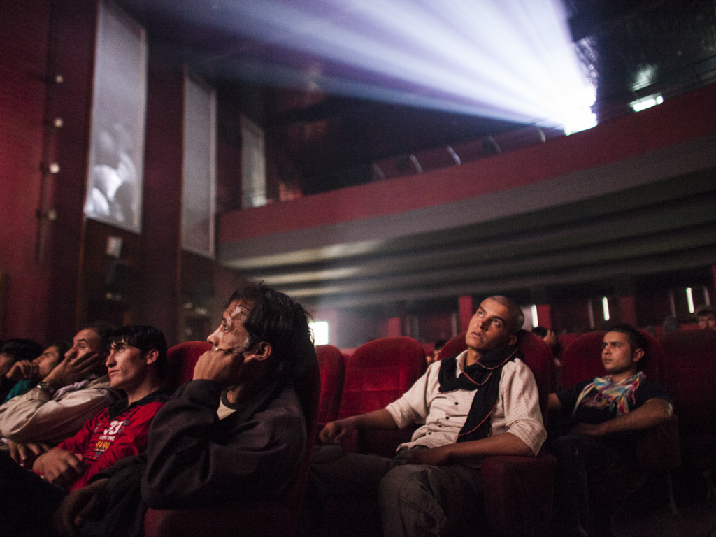 The Forbidden Reel: A Journey Through the Cinemas of Kabul's video poster