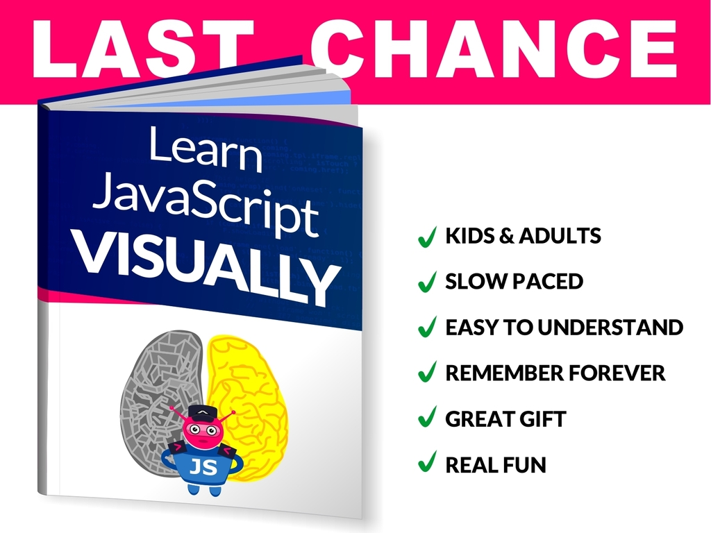 Learn JavaScript VISUALLY (anyone can learn to code)'s video poster
