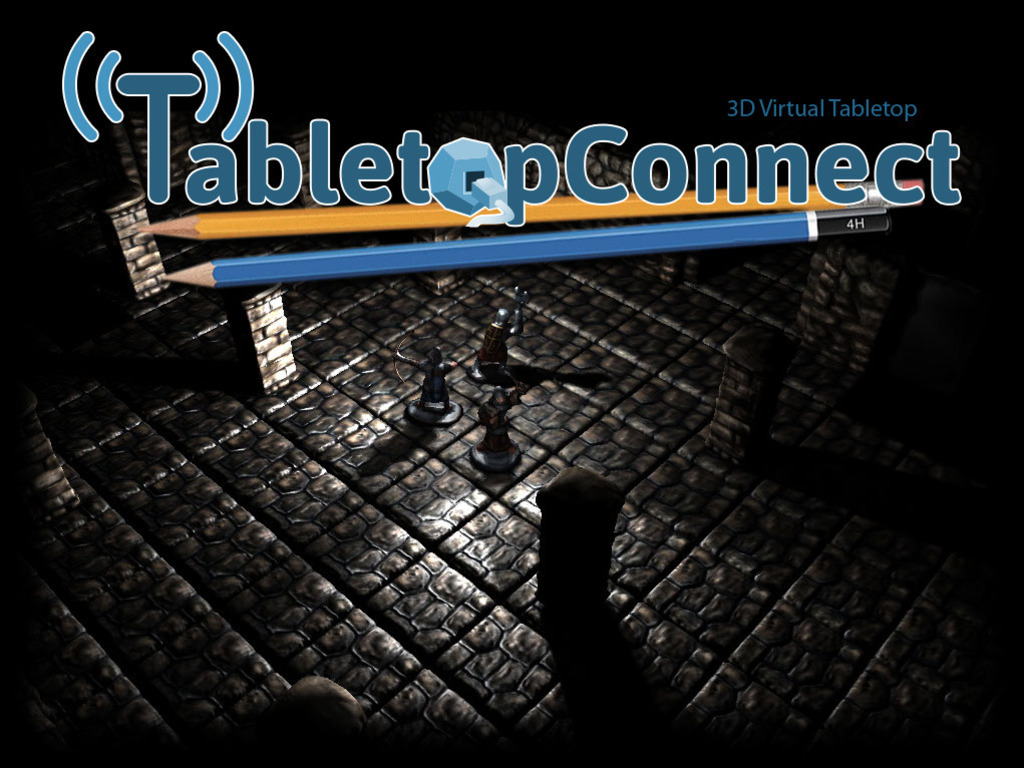 Tabletop Connect: 3D Virtual Tabletop for Windows and Mac's video poster