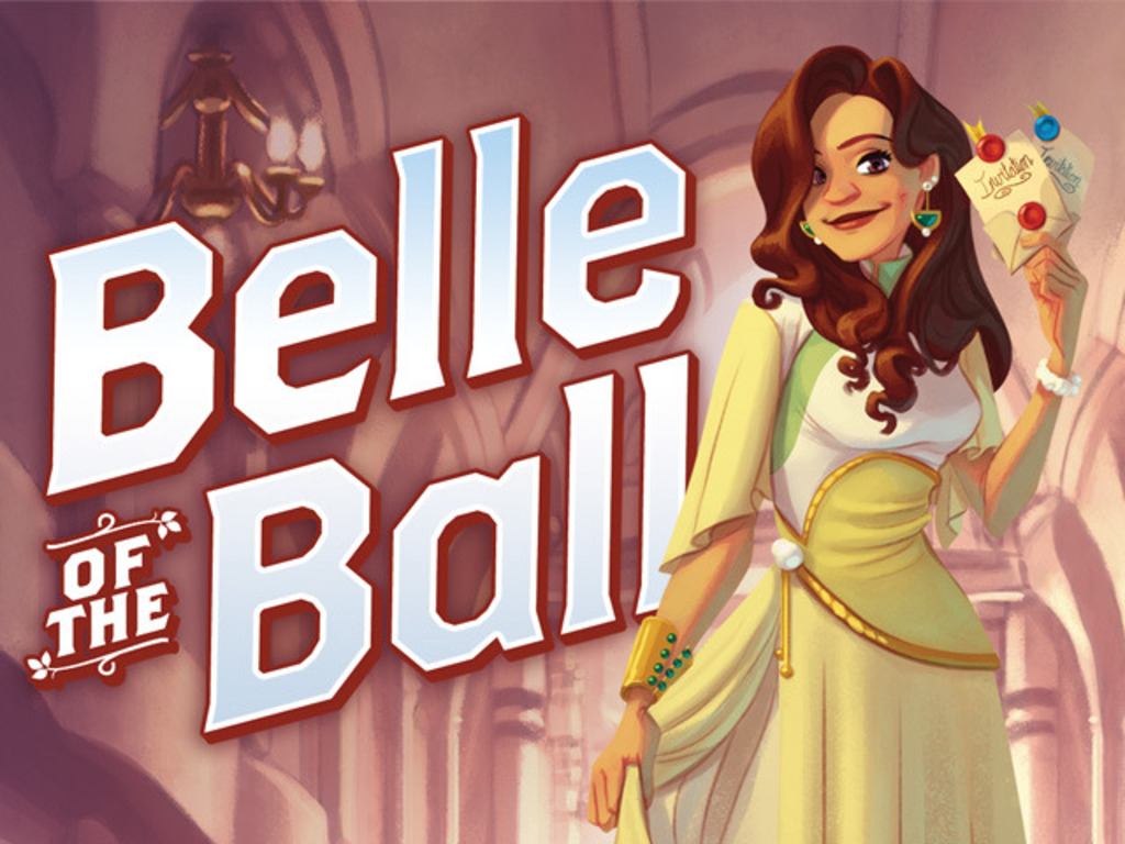 Belle of the Ball: A Fancy Schmancy Card Game's video poster
