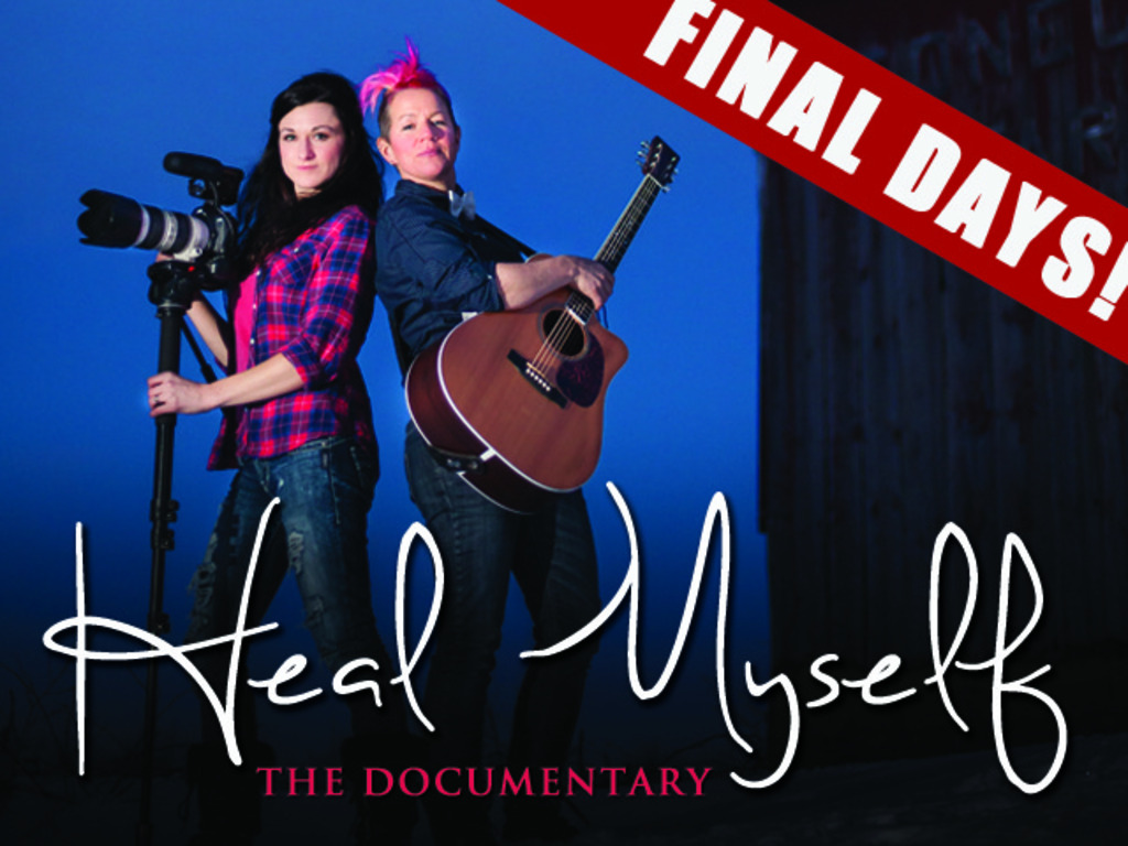 Heal Myself - The Documentary's video poster