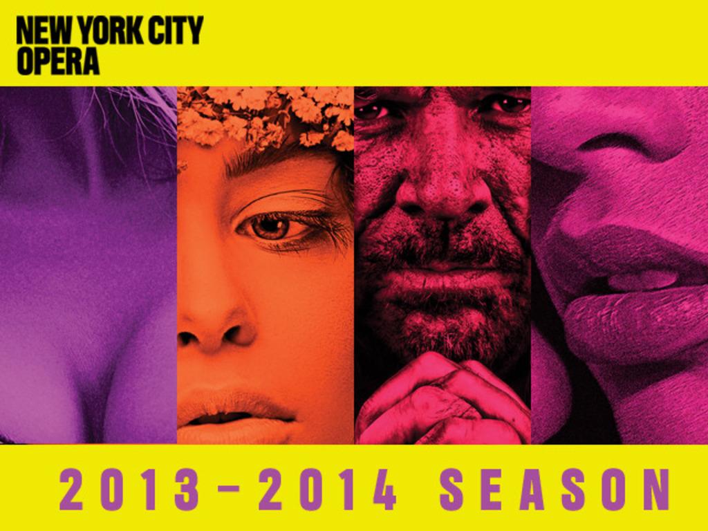 The People's Opera: New York City Opera's 2013-2014 Season's video poster