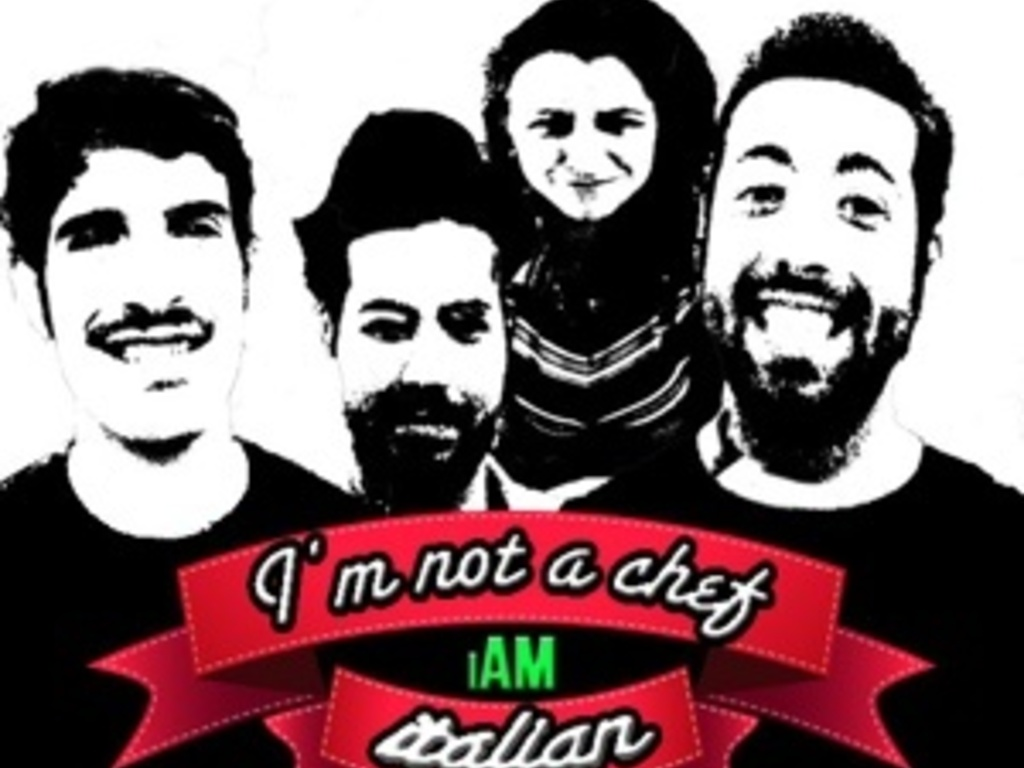 Im not a CHEF Im ITALIAN's video poster