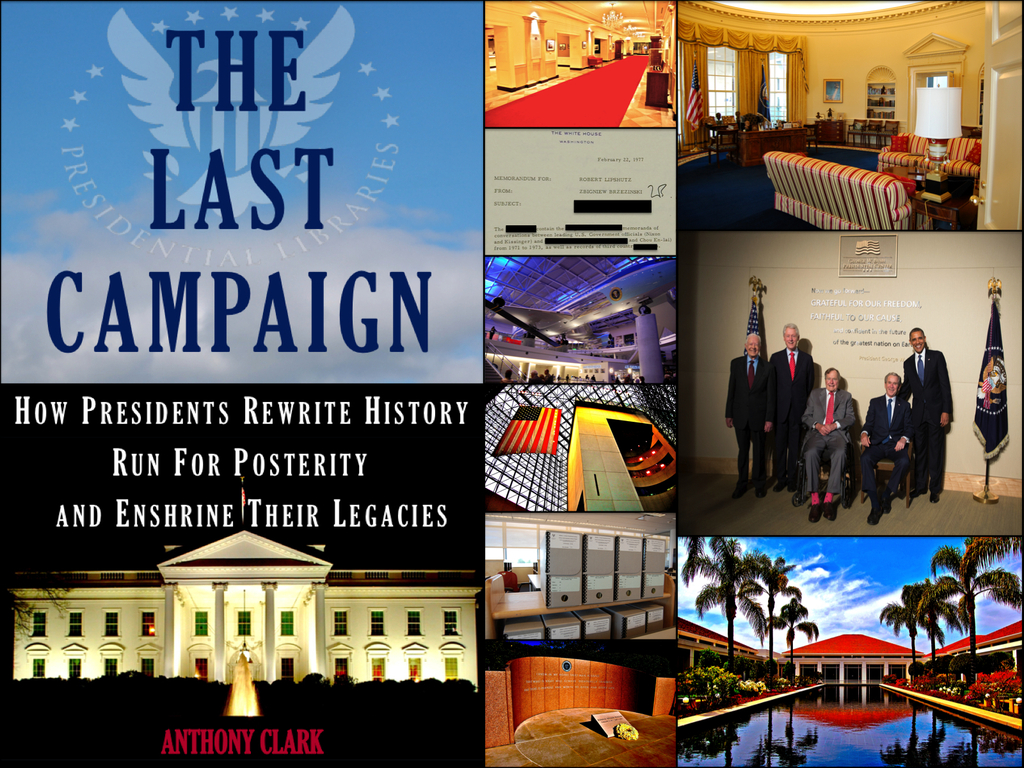 The Last Campaign: the Politics of Presidential Libraries's video poster