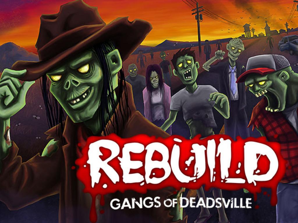 Rebuild: Gangs of Deadsville's video poster
