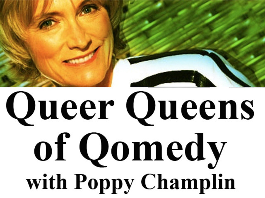 Bring the Queer Queens of Qomedy to Kansas City!'s video poster