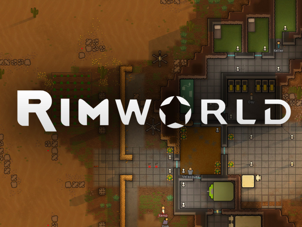 RimWorld's video poster