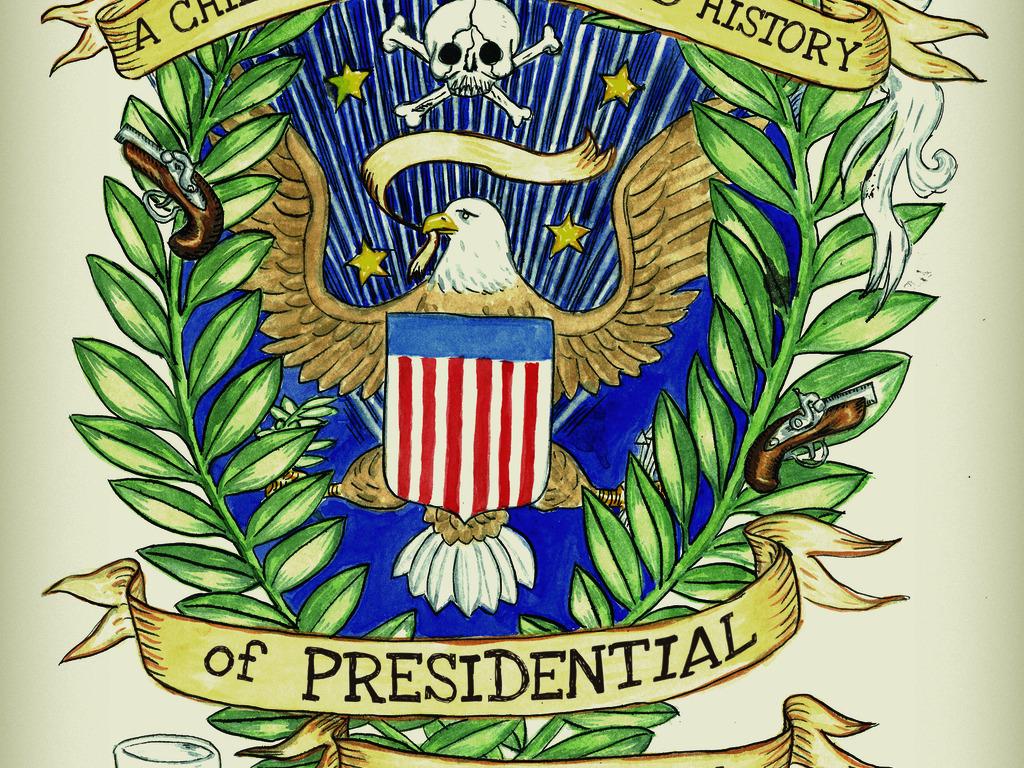 Children's Illustrated History of Presidential Assassination's video poster