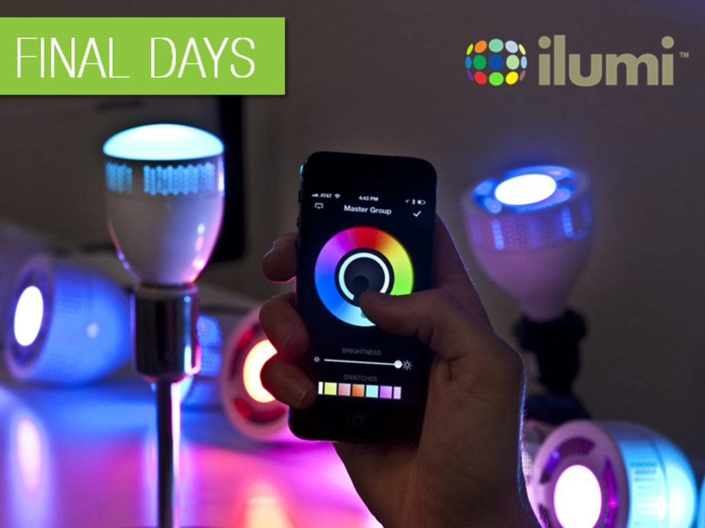 ilumi: the world's smartest lights's video poster
