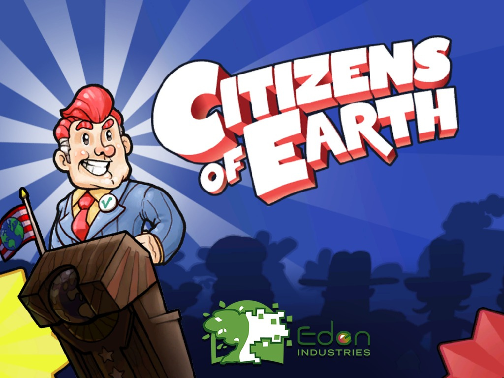 Citizens of Earth - A Modern RPG (Demo available now!)'s video poster