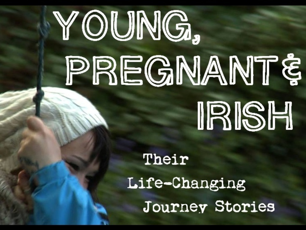 Young, Pregnant & Irish (Canceled)'s video poster