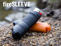 fireSLEEVE: Waterproof Lighter