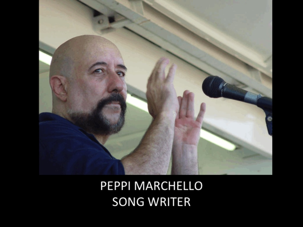 Peppi Marchello: Song Writer's video poster