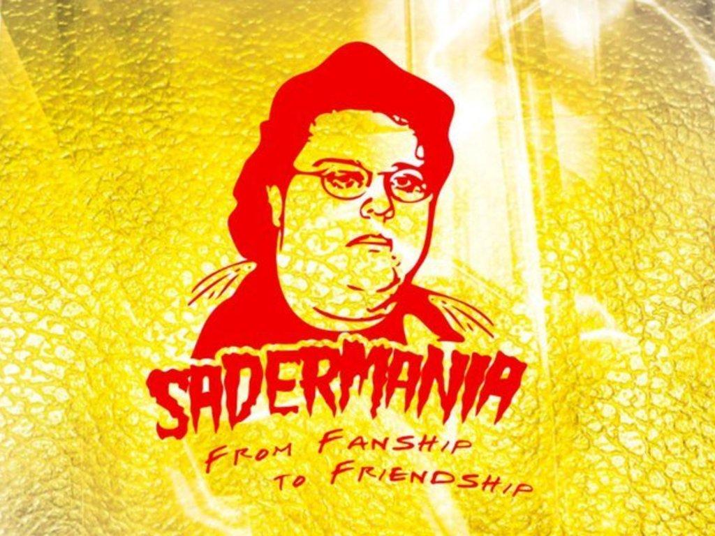 Sadermania's video poster
