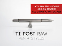 Ti POST RAW Pen + Stylus