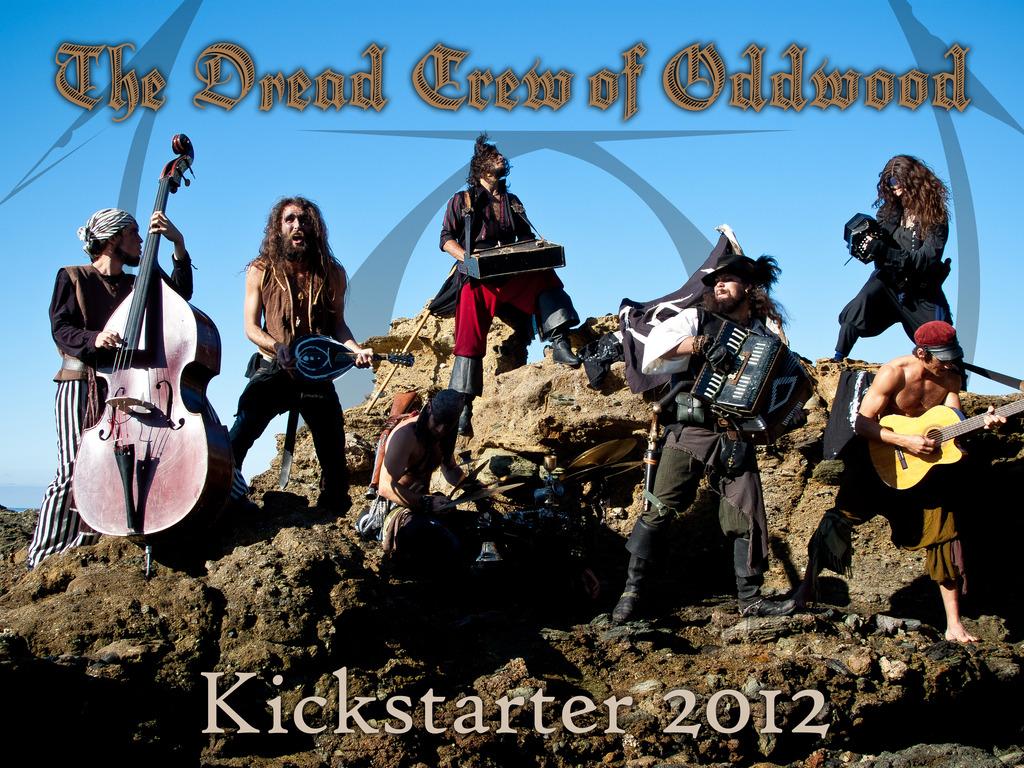 Heavy Mahogany: Oddwood's COURAGEOUS NEW ALBUM!'s video poster