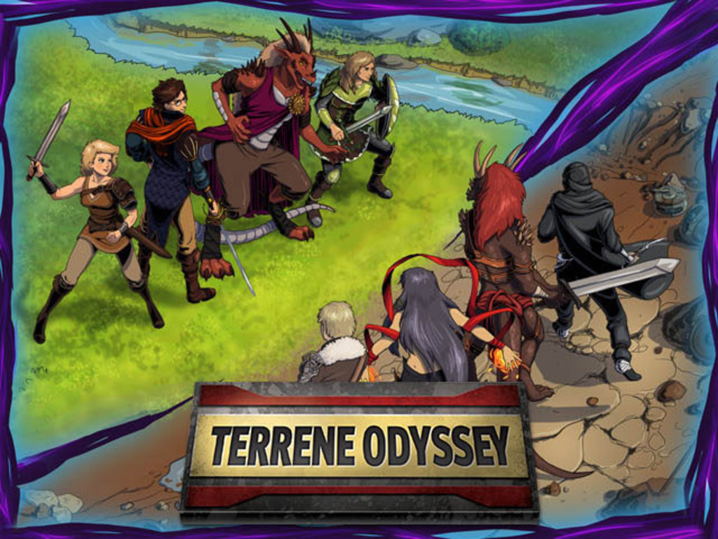 Terrene Odyssey: Battle Card Game's video poster