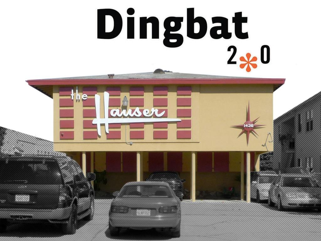 Dingbat 2.0 Architecture Publication's video poster