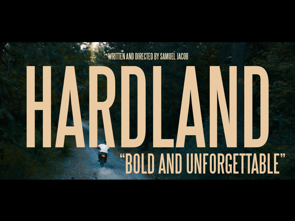 HARDLAND's video poster