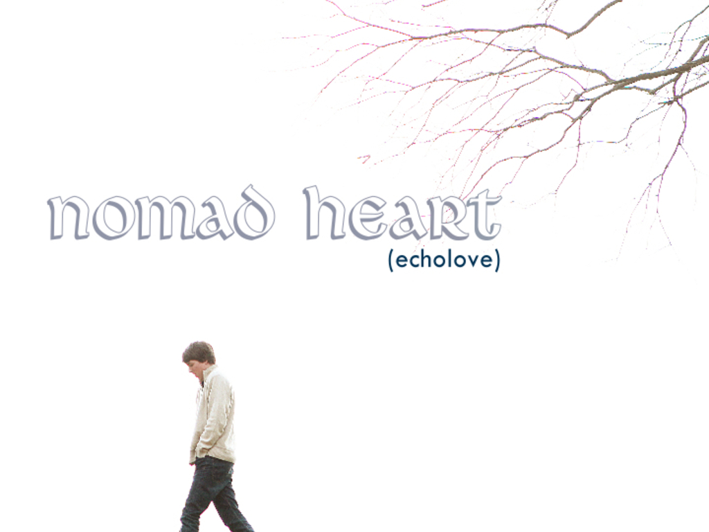 Preorder (echolove)'s new record Nomad Heart's video poster