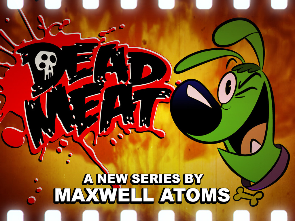 Dead Meat's video poster