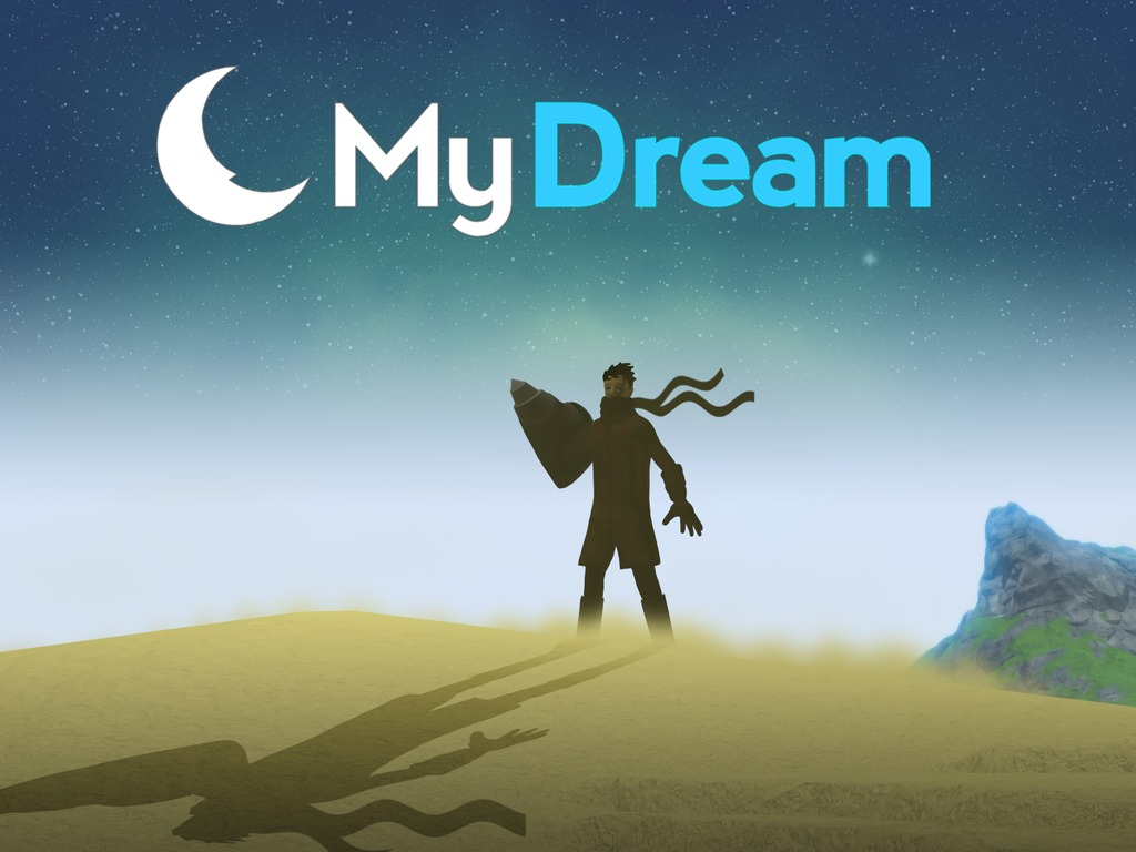 MyDream: 3D Creation and Exploration Sandbox (RPG)'s video poster