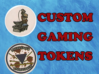Custom Gaming Tokens