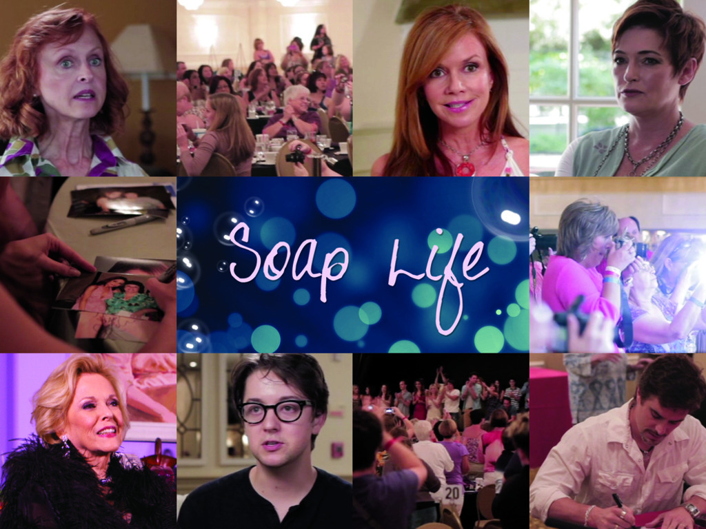 Soap Life - A Documentary on Daytime Drama's video poster
