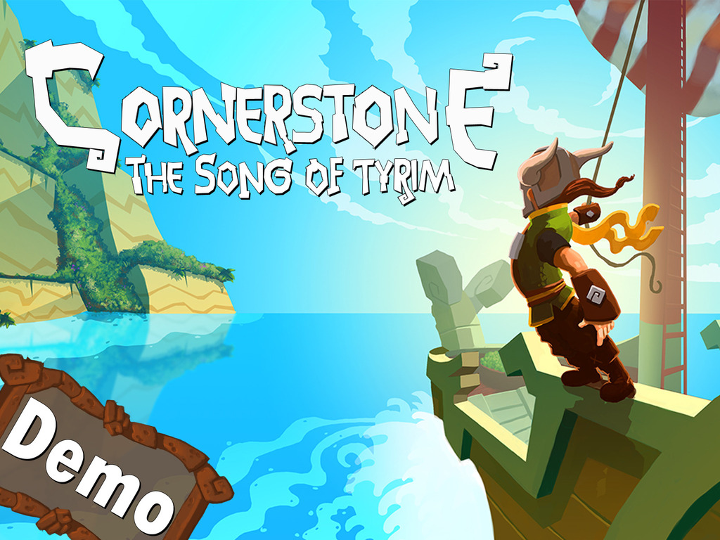 Cornerstone: The Song of Tyrim's video poster