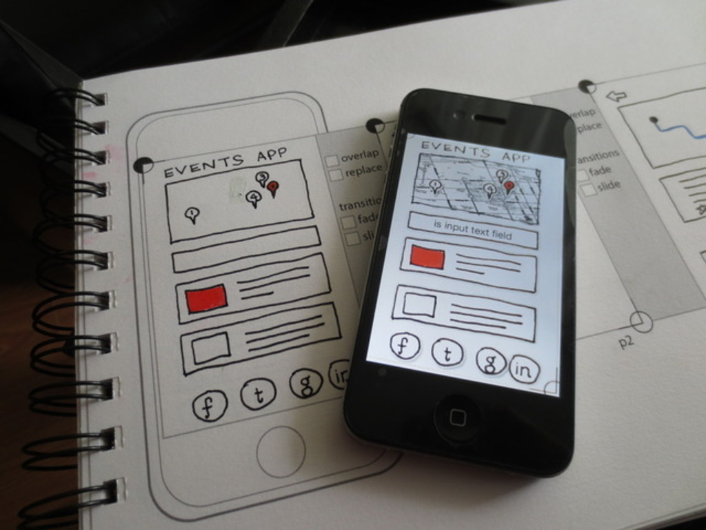 AppSeed - Turn sketches into functioning prototypes fast's video poster