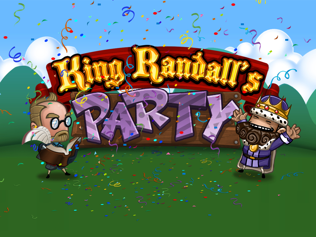 King Randall's Party's video poster