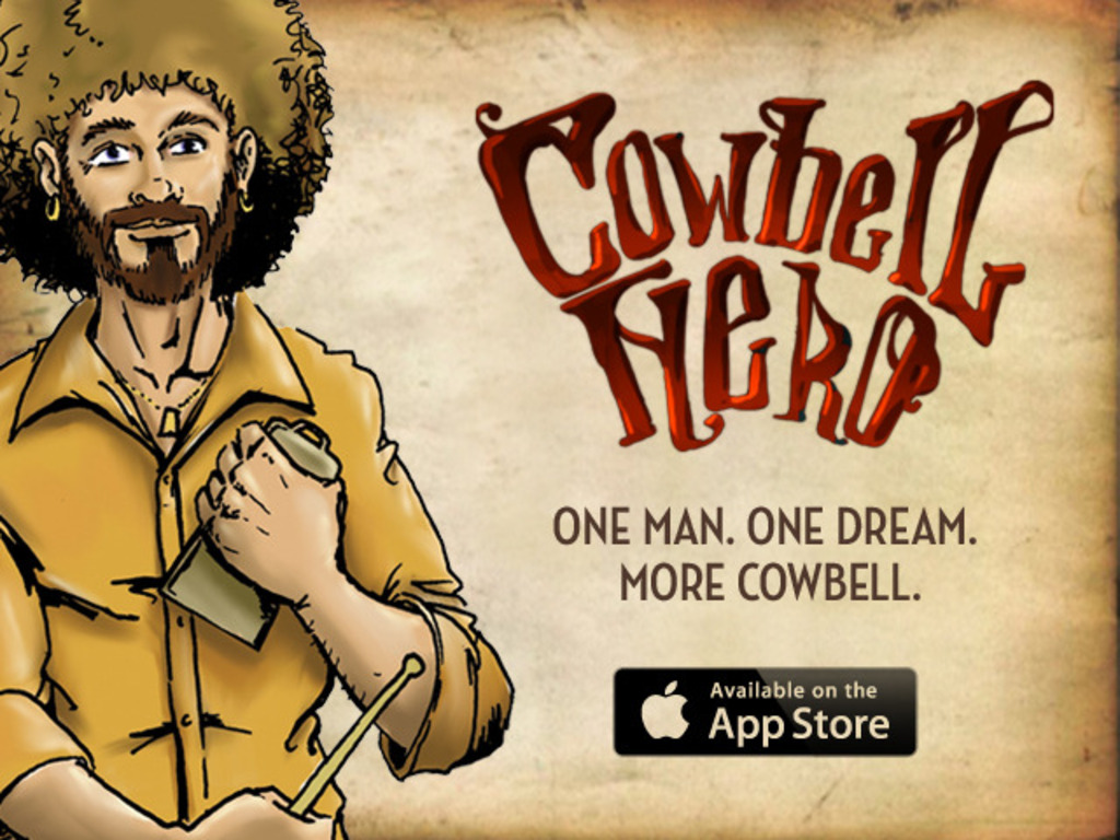 Cowbell Hero for iOS and Playstation Vita's video poster