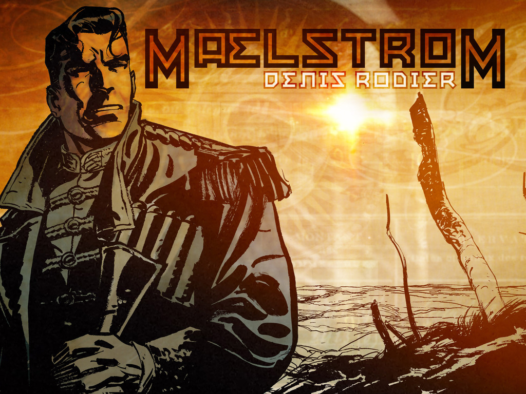 Bande Dessinée MAELSTROM Comic Book's video poster
