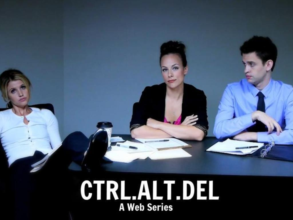 CTRL.ALT.DEL - SEASON 1's video poster