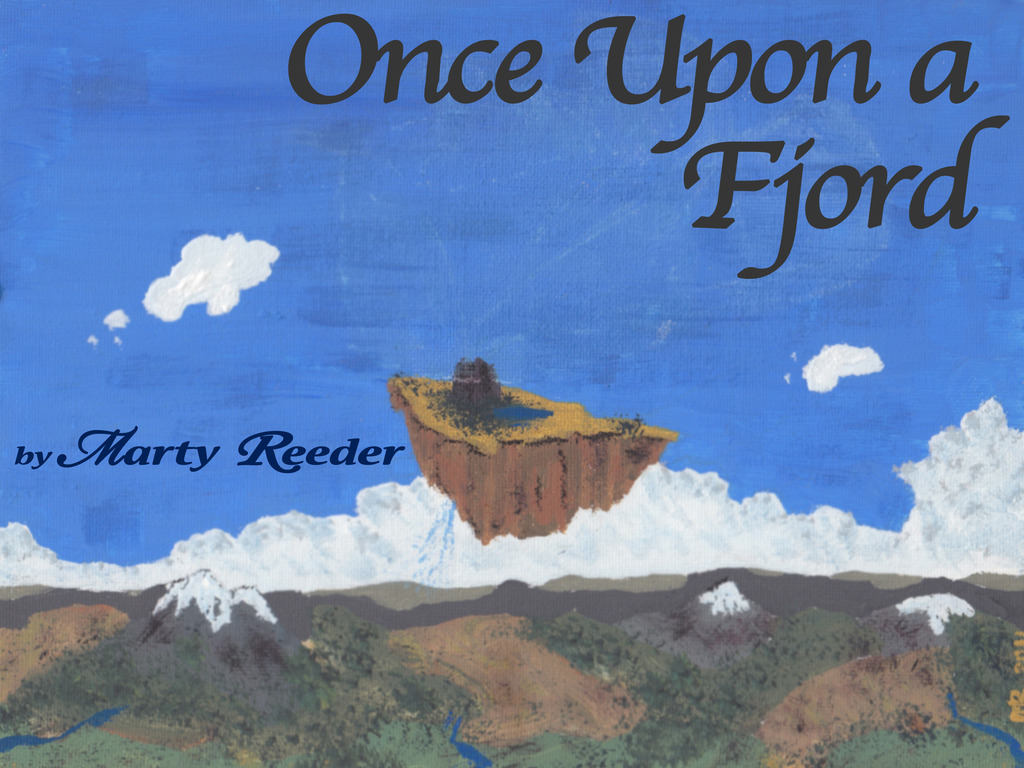 Once Upon A Fjord's video poster