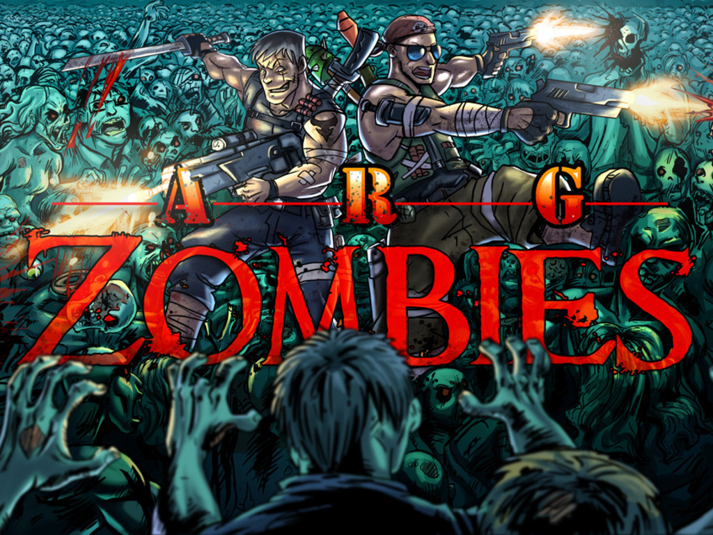 ARG Zombies - A Mobile Alternate Reality Zombie Game.'s video poster