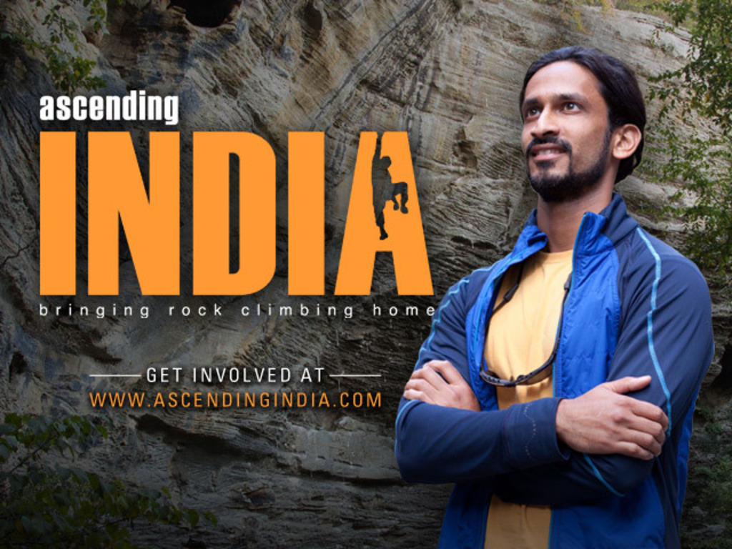 Ascending India: Bringing Rock Climbing Home's video poster
