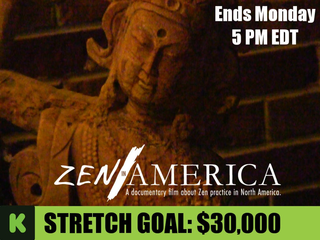Zen in America: a film on Zen Buddhism in North America's video poster