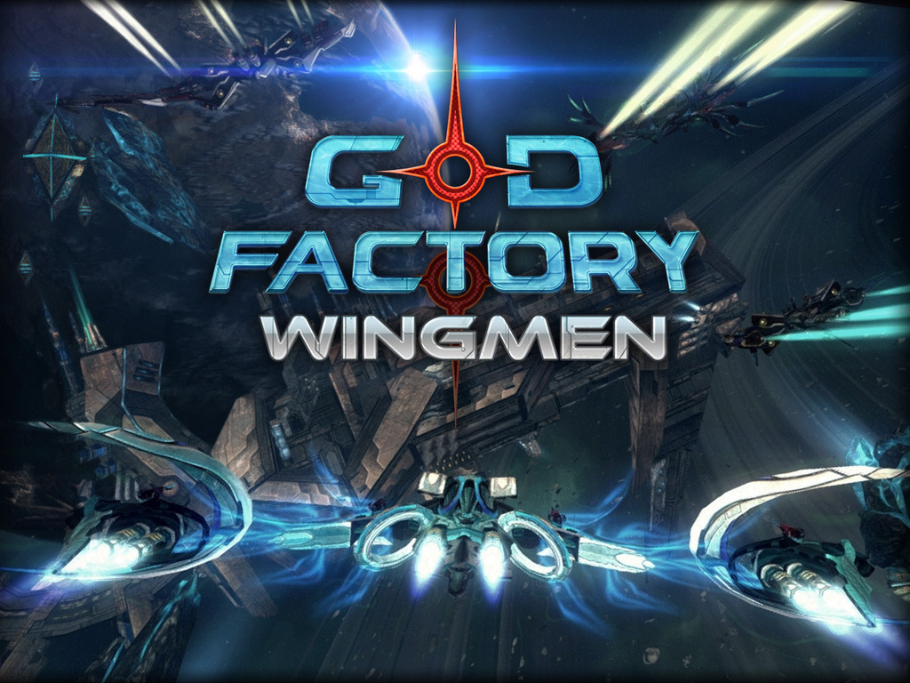 GoD Factory: Wingmen's video poster