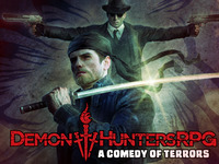 Demon Hunters RPG: A Comedy of Terrors