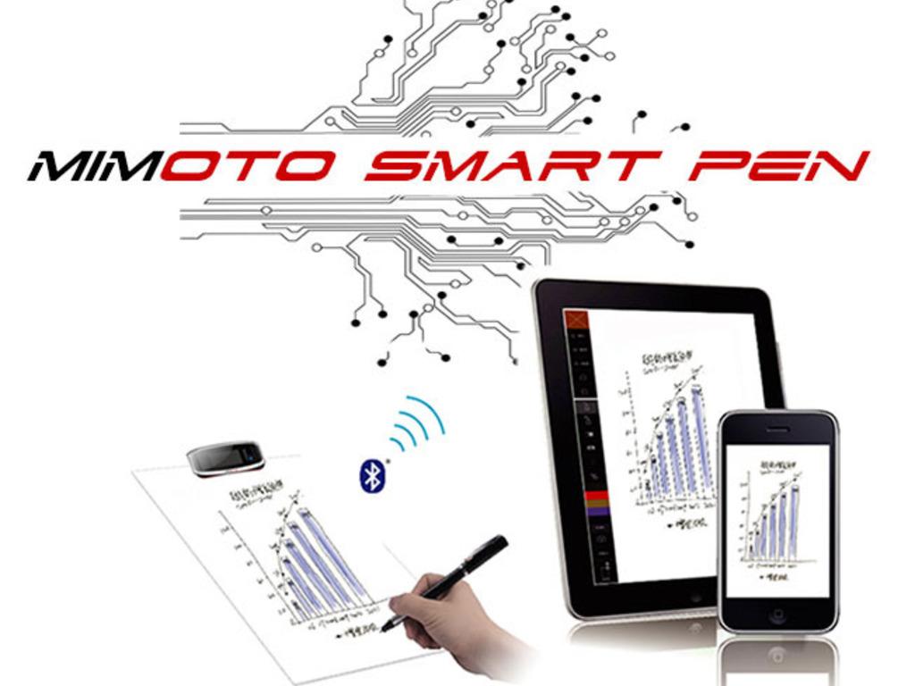 MIMOTO SMART PEN's video poster