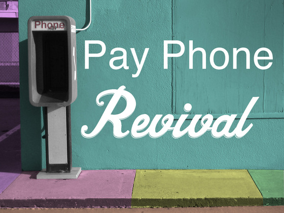 The Pay Phone Revival Project's video poster