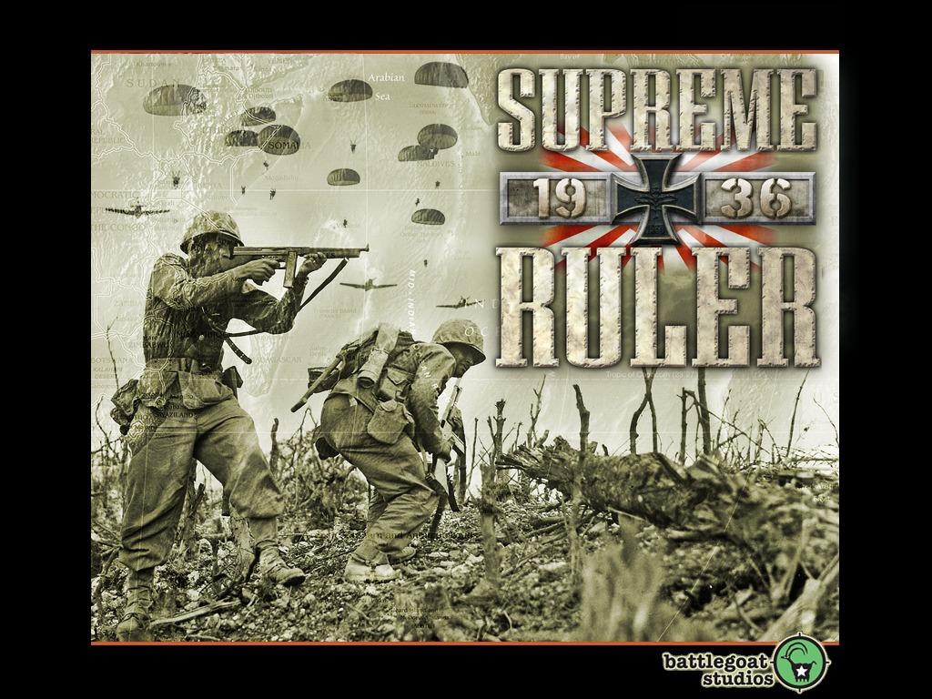 Supreme Ruler 1936 (Canceled)'s video poster
