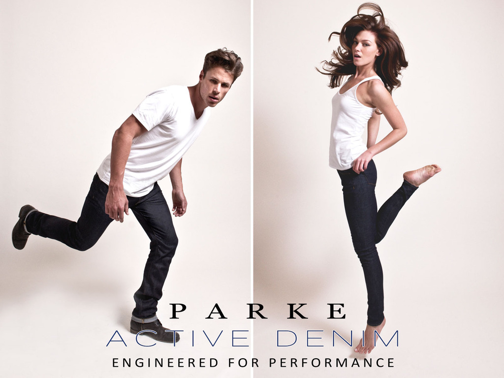PARKE: Premium Active Denim - Engineered for Performance's video poster