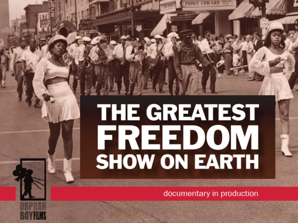 The Greatest Freedom Show on Earth: Documentary Film's video poster