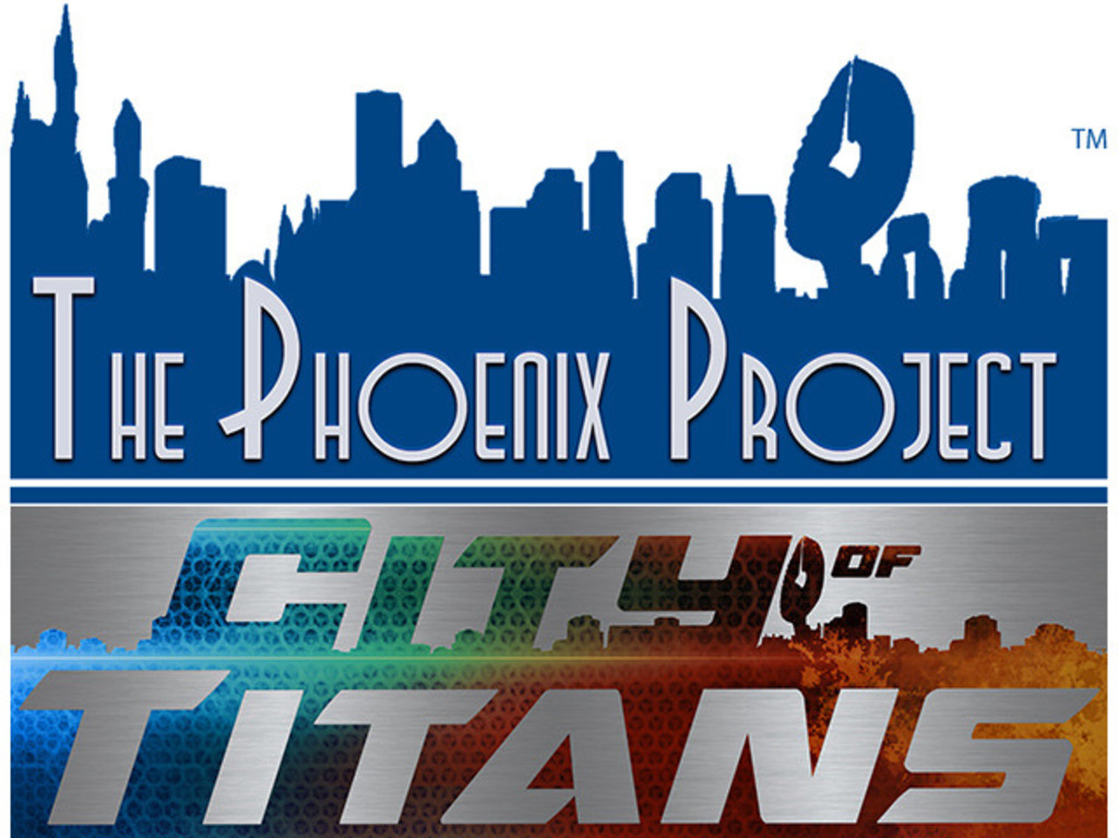 The Phoenix Project - City of Titans's video poster