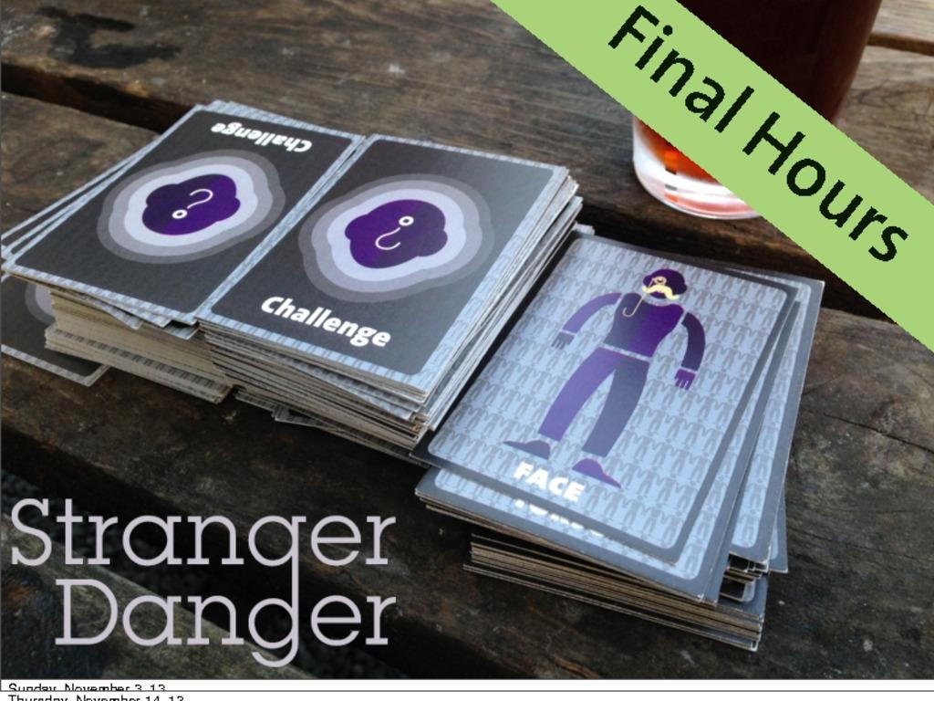 Stranger Danger's video poster